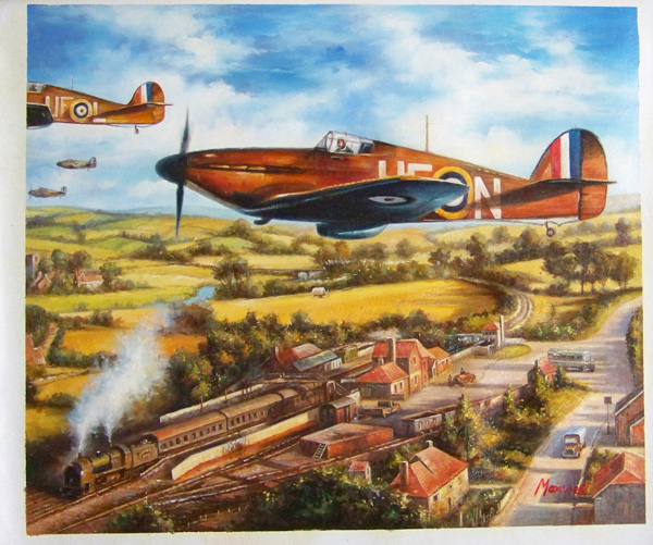 http://www.scotlandinoils.com/aeroplane-paintings/hurricane-painting.jpg