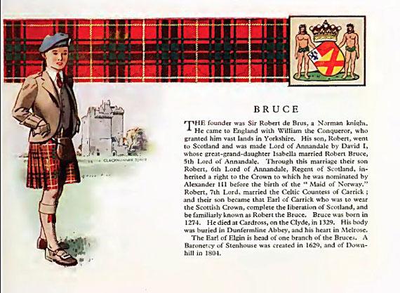 Image result for Kilt Robert Bruce