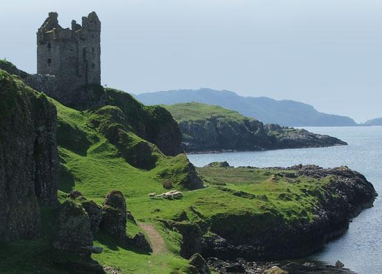 gylen castle is located - photo #24
