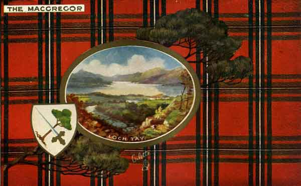 Clan MacGregor, their Castle and information.