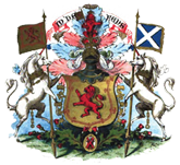 old Arms of Scotland