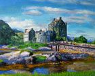 Scottish painting from our online-gallery